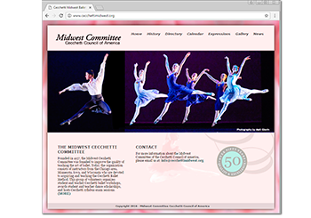 Midwest Committee Cecchetti Council of America